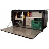 Caixa De Cozinha Para Caminhão 1,20x0,60x0,64