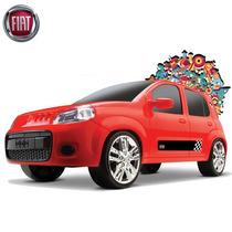 Uno Attractive - Réplica Super Detalhada - Roma Brinquedos