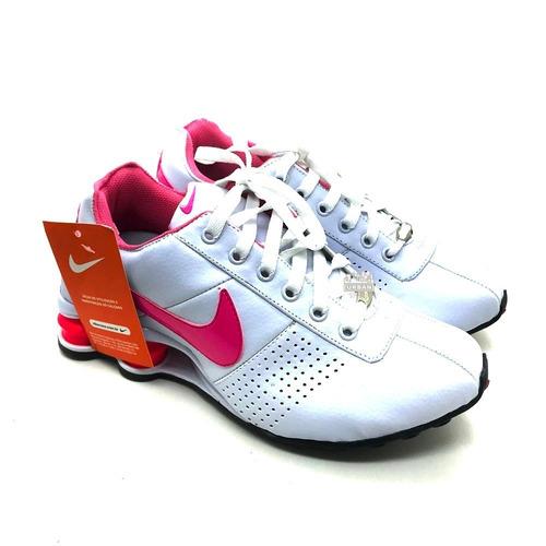 9fe6a13756d Tênis Nike Shox Deliver Feminino Classic Original Promoção - R  129 ...