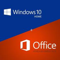 Windows 10 Pro Mais Office 2016 Pro 32/64bits Original !