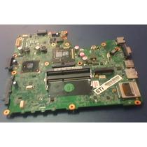 Placa Mãe + Processador Notebook Toshiba Sti Is1422 Defeito