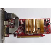 Placa De Vídeo Msi Ati Radeon X300, 128mb,pci-e Funcionando