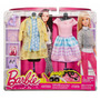 Cartela Roupas Fashion Pack Mattel Fashionista Barbie Novo