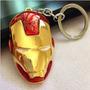 Chaveiro Mascara Homem De Ferro Iron Man Frete R$ 8,00