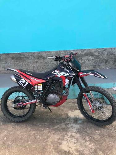 HONDA NX 200 TRILHA