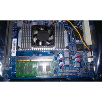Kit Placa Mãe Ipx847p1 Ltx Com Processador +4 Gb Ddr3