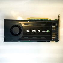 Placa Vídeo Pny Nvidia Quadro K4000 3gb Ddr5 Pci-express 2.0