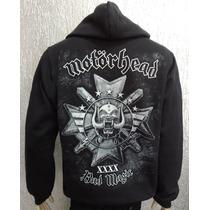 Moletom De Banda Motörhead Bad Magic