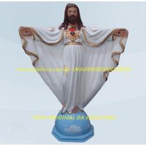 Escultura Jesus Cristo Redentor,iemanjá 20cm,pai Joao 20cm