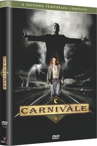 Carnivàle - A Segunda Temporada Completa Dvd Box Original