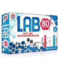 Lab 80 Laboratório Da Brinquedos Estrela