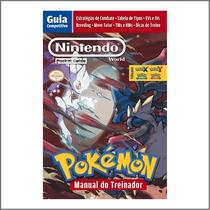 Pokemon Manual Do Treinador Nintendo Em Portugues 100 Pág
