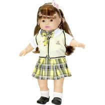 Boneca Maria Joaquina Carrossel - Baby Brink