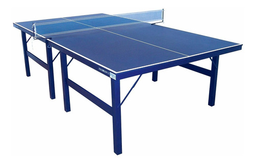 Mesa Tenis De Mesa Mdp / Ping Pong Procópio 15 Mm Dobravel
