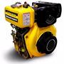 Motor Diesel 7 Hp Ótimo Para Rabeta Chavetado Preço Custo