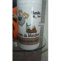 Banho De Verniz Extrato De Mandioca Wz Cosméticos 1 Kg