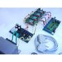 Kit Controladora Driver Cnc Tb6560 4 Eixos Completo S/motor