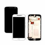 Display Lcd Tela Touch Moto G4 Plus Xt1640 Xt1644 C/aro