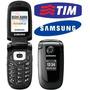 Celular Samsung Sgh-x660 Tim Carregador  Raridade Original