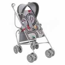 Carrinho Bebê Passeio Fórmula Baby Reversível Galzerano