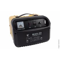 Carregador De Baterias Max-50 Usk 12v/24v 220v