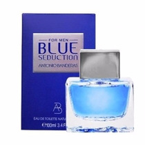 Perfume Blue Seduction Masculino 100ml Edt Antonio Banderas