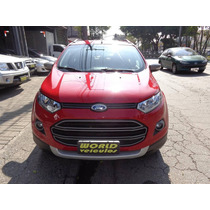 Ecosport 1.6 Freestyle Flex Manual 2013/2014 World Veiculos