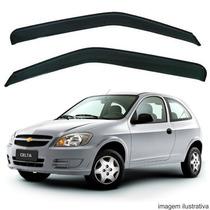 Calha De Chuva Chevrolet Celta 2 Portas 2000 A 2011