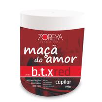 Botox Matizador Vermelho 500g Zoreya Profissional