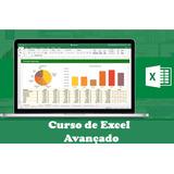 Curso De Excel Básico+intermediário+avançado 70 Vídeo Aulas
