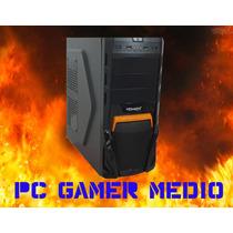 Cpu Computador Barato Gamer Core2 Duo 4gb 320 Gb Sata+ G-for