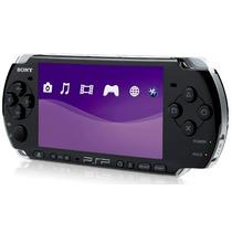 Game Sony Psp 3000 Playstation Portátil Novo Original Caixa