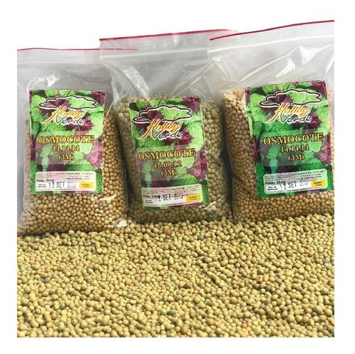 Osmocote Fertilizante 15.09.12 Orquídea Rosa Do Deserto 100g