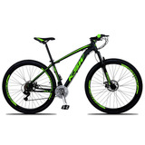 Bicicleta Ksw Xlt Aluminio Cambio Shimano 21 Marcha +brinde