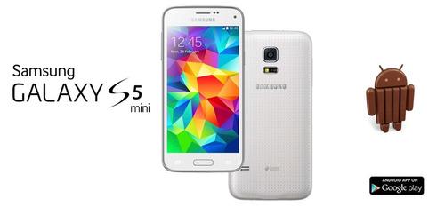 Samsung Galaxy S5 Mini Duos G800 - 8mp, Android Original