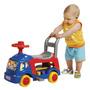 Andador Educativo 4 Em 1 Azul - Magic Toys