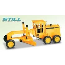Brinquedo De Menino Trator Patrola Motoniveladora Stil 40cm