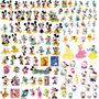 Vetores Mickey Minnie Disney Corel Sublimação Png Imagens