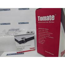 Mini Projetor Led Tomate Mpr 6006 800 Lumens Veja O Video!