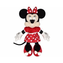 Pelucia Minnie Mouse Mickey 30 Cm Antialergico Disney Boneca