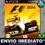 Ps3 F1 2014 Dublado Português Mídia Digital Envio Agora