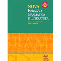 Livro Nova Redação Gramatica E Literatura 2015 Frete Grátis