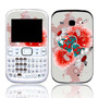 Capa Adesivo Skin363 Samsung Chat 226 Gt-e2262