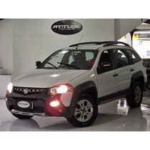 Palio Weekend Adventure 2014 Branco 1.8(flex) Completo