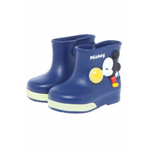 Galocha Infantil Masculina Mickey Bublles Baby