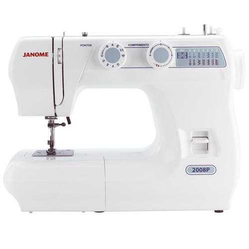 Máquina De Costura 2008p 220v Janome