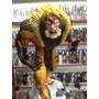 Estatua De Resina Do Dente De Sabre X-men Marvel Ótimo Preço