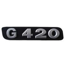Emblema Potencia G420 Scania S4/pgr Código: 1788651