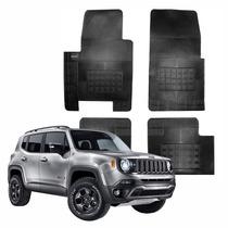 Tapete Borcol Borracha Jeep Renegade Interlagos 2015 2016