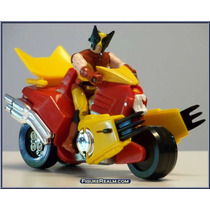 X Men - Wolverine Mutantcycle - Toy Biz - Marvel Comics